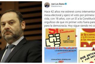 El ministro Ábalos es capaz de meter hasta dos bulos en un mismo tuit para intentar 'enmerdar' al PP