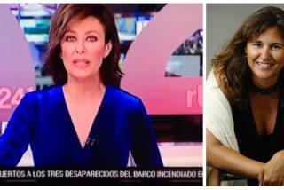 Beatriz Pérez Aranda es incorregible: la metepatas de TVE 'ficha' como compañera a la separata Laura Borrás