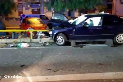 La Guardia Civil detiene a un conductor que se estrelló triplicando la tasa de alcohol, provocando la muerte de su mujer