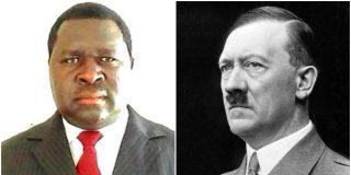 """Adolf Hitler gana las elecciones regionales en Namibia: """"Mi asegundo apellido es Uunona"""""""