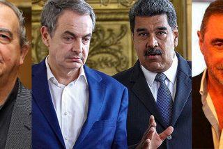 """Iñaki Anasagasti reconoce a Carlos Herrera que Zapatero es cómplice y """"blanqueador"""" del tirano Maduro"""