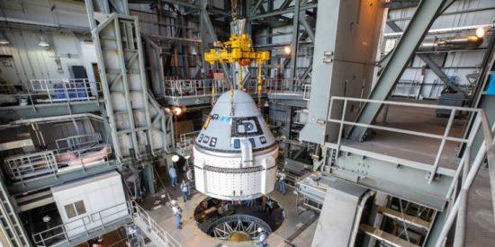 La NASA y Boeing lanzarán la nave privada Starliner el próximo 29 de marzo
