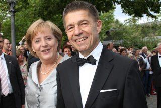 """Angela Merkel: """"Joachim, mi marido, es el que pone la lavadora y se encarga de las cosas de casa"""""""