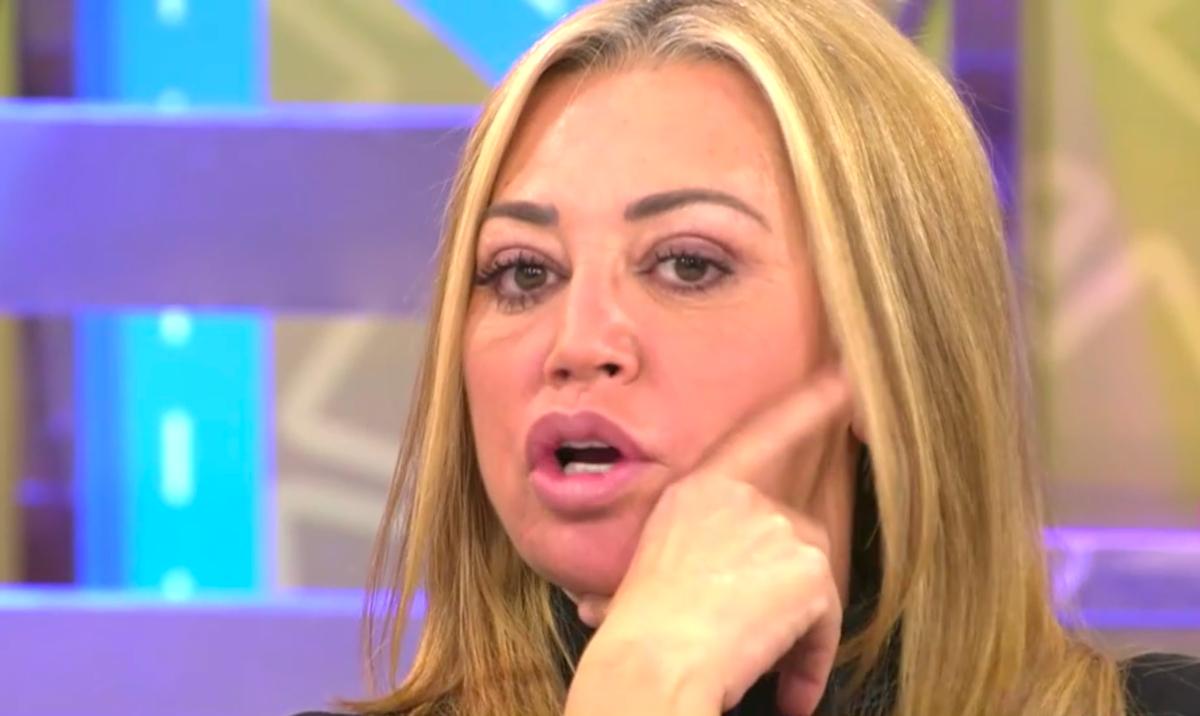 Belén Esteban se enfada con Periodista Digital y le respondemos: ya no eres la 'princesa del pueblo'