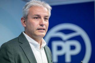 """Juan Antonio Callejas (PP): """"Con el aborto y la eutanasia, la extrema izquierda cierra el círculo de la cultura de la muerte"""""""