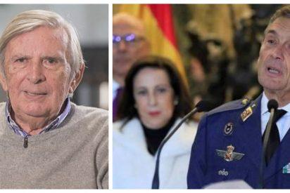 """Roberto Centeno: """"Señor Jemad, o un nuevo dos de mayo o la tiranía"""""""