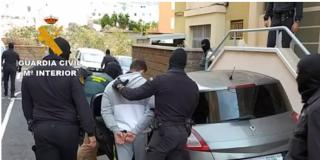 La Guardia Civil desarticula la banda que asaltaba con violencia las viviendas de Tenerife