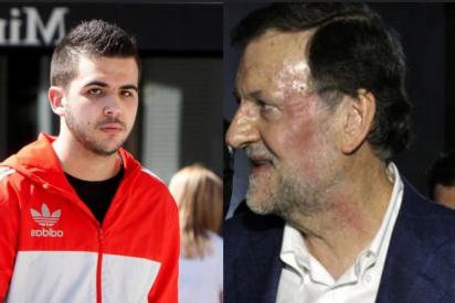 El joven que golpeó a Rajoy fue detenido por una agresión en un bar donde entró ensalzando a ETA