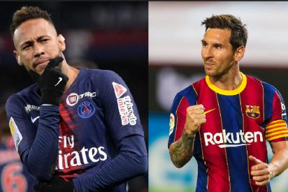 El Barcelona y el PSG caldean al ambiente antes de su cruce en octavos de final de la Champions League