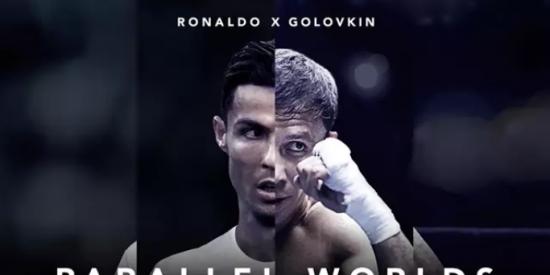 Estreno de 'Cristiano x Golovkin', el documental de DAZN que muestra la vida paralela de ambas estrellas