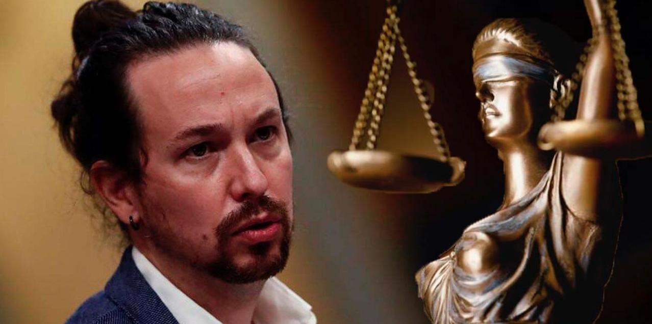 Doble bofetón judicial a Podemos: Iglesias, escaldado por el caso Neurona y el falso acoso sexual de Calvente