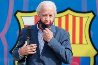 """El presidente interino del FC Barcelona, harto de Messi: """"Yo lo habría vendido"""""""
