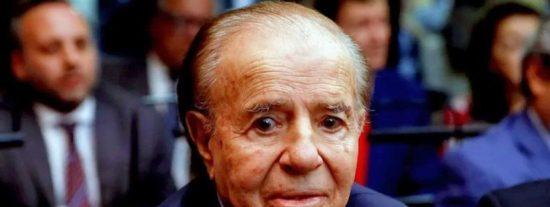 Carlos Menem: el expresidente argentino está en coma inducido tras sufrir un fallo renal