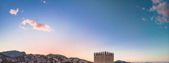 Castillo de Vélez Blanco (Almería)