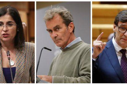 Pedro Sánchez 'pincha' el globo de Fernando Simón: Carolina Darias sucede a Salvador Illa en Sanidad