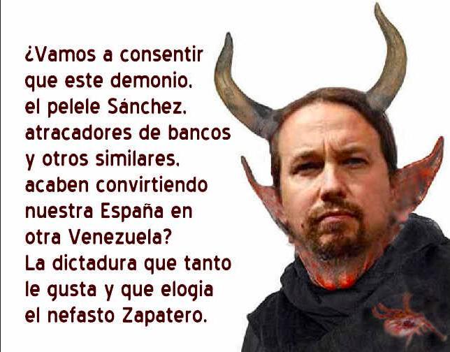 """Pablo D. Escolar: """"El demonio"""""""