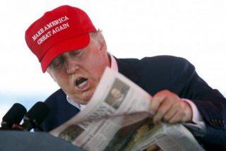 """Donald Trump: """"Podría derrotar a los demócratas por tercera vez"""""""