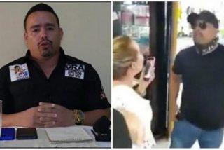 Capturan a un diputado chavista por amenazar con una pistola a dos mujeres