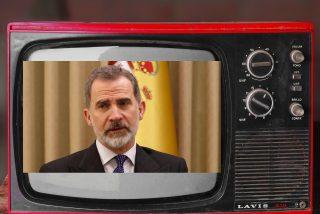 El Rey Felipe VI planta cara al Gobierno PSOE-Podemos y hace su discurso de Nochebuena