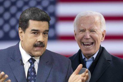 Joe Biden no reconocerá la farsa electoral de Maduro y mantendrá la presión sobre los chavistas