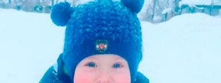 Este es Dima, el crío de 2 años al que sus 'jóvenes' abuelos estrangularon y quemaron en el horno