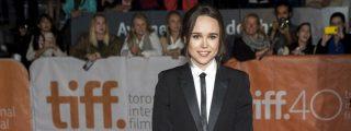 La actriz Ellen Page, nominada al Oscar por 'Juno', revela que es transgénero