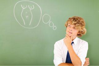 Chiste: el del niño, las notas, el Premio Nobel y las cosas del follar