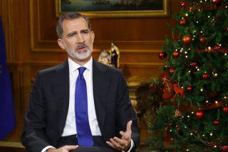 """Felipe VI deja un recado a Sánchez: """"La Constitución es el fundamento de nuestra convivencia social y política"""""""