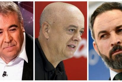 "VOX va contra laSexta y Elorza (PSOE) por insinuar que Abascal apoya ""fusilar a 26 millones de hijos de..."""