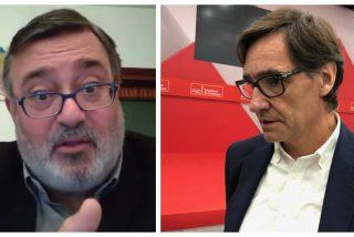 """Sergi Fidalgo: """"La elección de Salvador Illa busca una candidatura del PSC más españolista"""""""