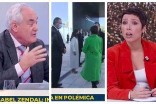 """El Quilombo / Cabrera cierra la boca a Nebot: """"Si lo hace Barcelona, cojonudo; si lo hace Madrid, es una mierda"""""""