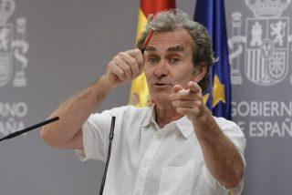 Fernando Simón tiene la caradura de escribir a 'The Lancet' denunciando que en España se politiza el coronavirus