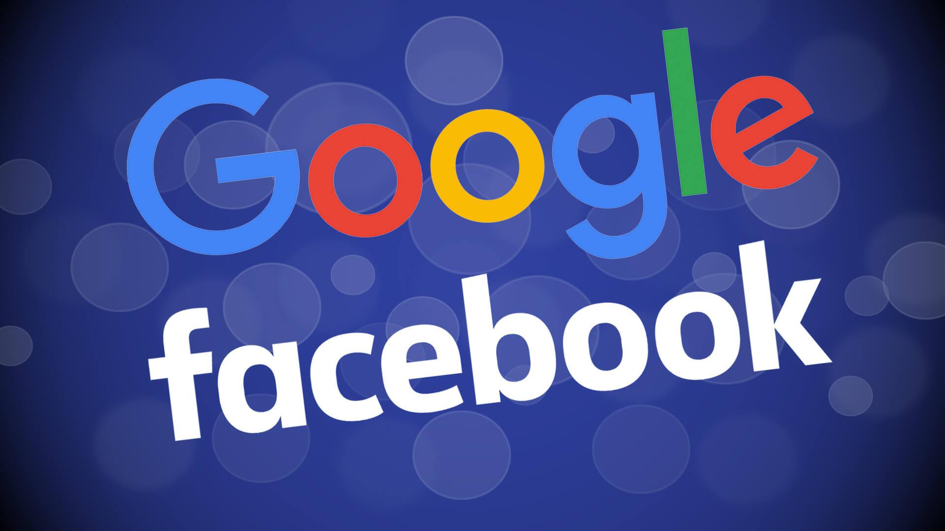 Facebook y Google cierran filas para hacer frente juntas a las demandas que le van a caer encima