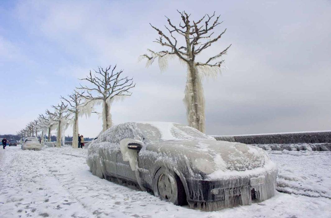 Muere congelado por seguir ruta de Google Maps