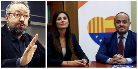 Girauta aplaude la decisión de Lorena Roldán de pasar al PP y manda un recadito a Inés Arrimadas