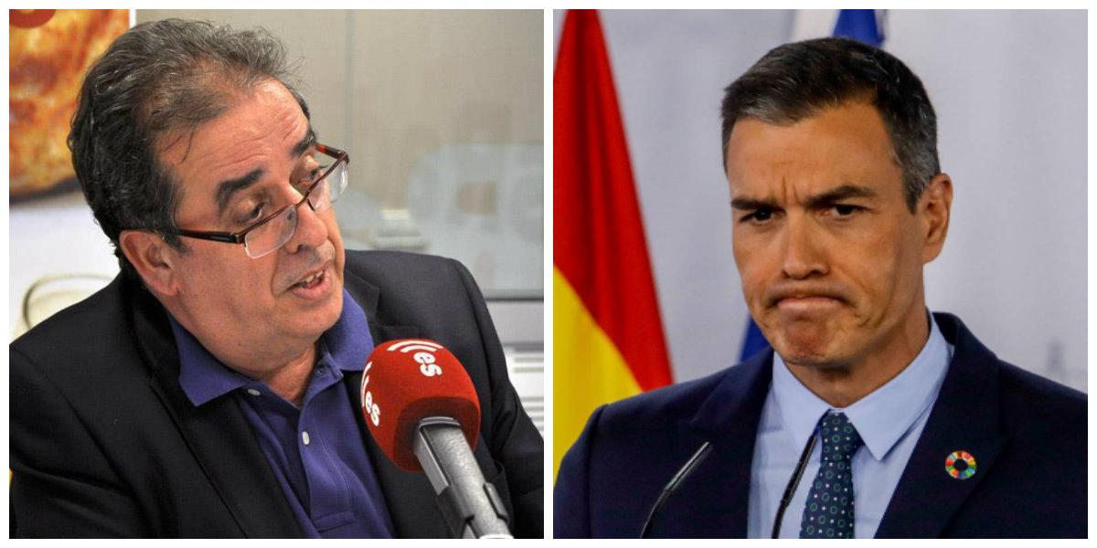 Santiago González tritura a Pedro Sánchez al exponer todos sus gambazos en política exterior