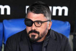 """Gennaro Gattuso padece una delicada enfermedad: """"Veo doble, es difícil estar de pie"""""""