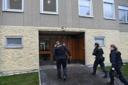 Una sueca mantiene secuestrado a su hijo durante 28 años