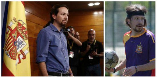 Unidas Podemos echa bilis contra el Tribunal Constitucional por prohibir los ultrajes a la bandera de España