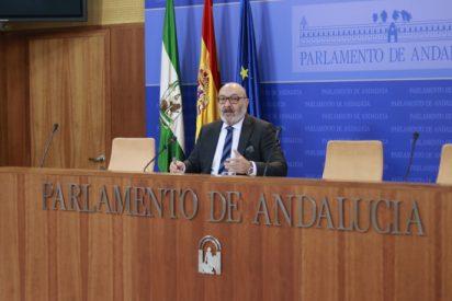 """VOX Andalucía tilda de """"patética"""" la reacción del Gobierno andaluz por los traslados de inmigrantes"""