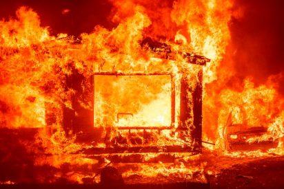 Hace explotar su casa en Alicante con tres bombonas de butano para vengarse de su ex