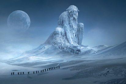El tren de borrascas va a chocar contra la aterradora 'Bestia del Este', que avanza por Europa con 'frío gélido'