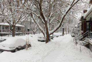 Chiste: el de la nieve y el argentino que se fue a vivir a Toronto