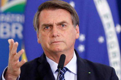 """Bolsonaro y el coronavirus: """"Nadie me presiona para nada, me importa un carajo"""""""