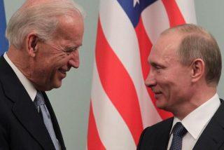 Vladimir Putin felicita a Joe Biden por su victoria en las elecciones de EEUU