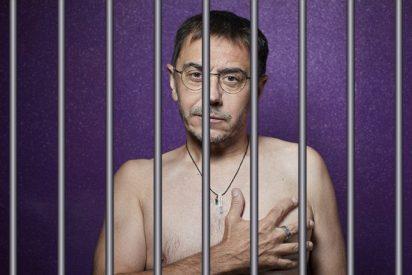 El chavista Monedero pone en bandeja a Abascal que lo cruja en los juzgados