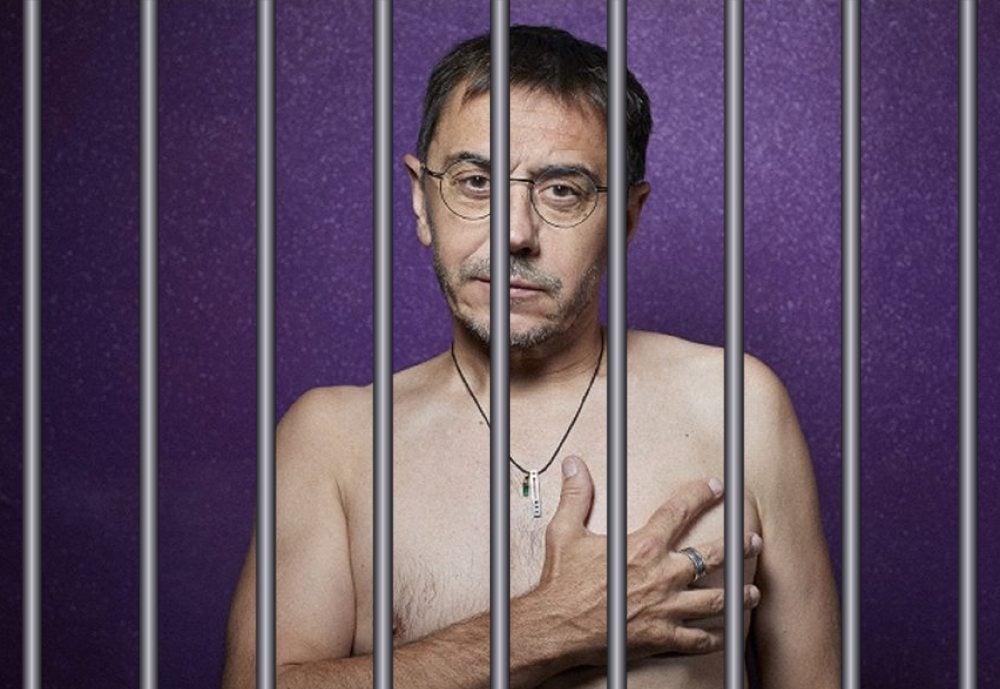 La juez niega a Monedero la entrada por el garaje, que pedía el de Podemos para eludir el 'paseíllo'