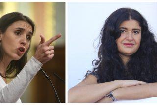 """Lucía Etxebarria, acosada por oponerse a la 'ley trans' de Montero: """"No me atrevo a salir a la calle sola"""""""
