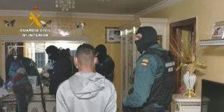 La Guardia Civil atrapa a la banda del 'Lete', los facinerosos que raptaron y apalearon a un policía municipal