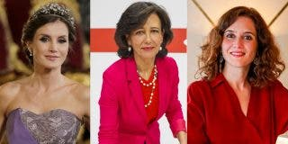 Lista Forbes de la mujeres mas influyentes de España: la Reina Letizia, seguida por Ana Botín e Isabel Díaz Ayuso